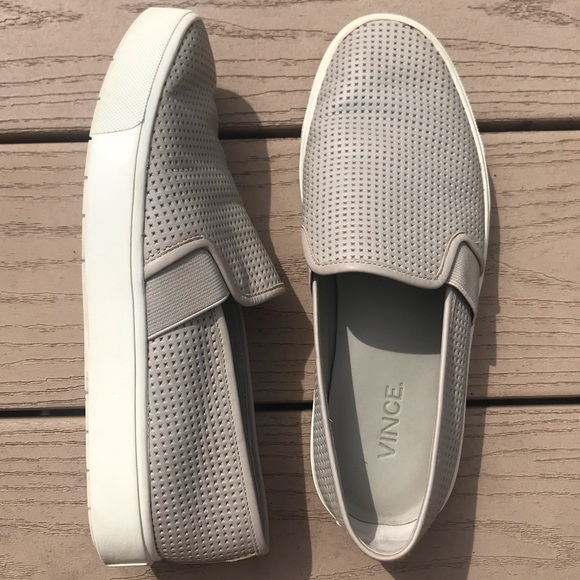 Vince Shoes | Blair 5 Slip On Oyster